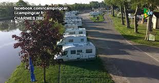 CHARMES : Aire de Services et de Stationnement Camping Cars